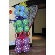 Christmas Pillar of Presents  £28