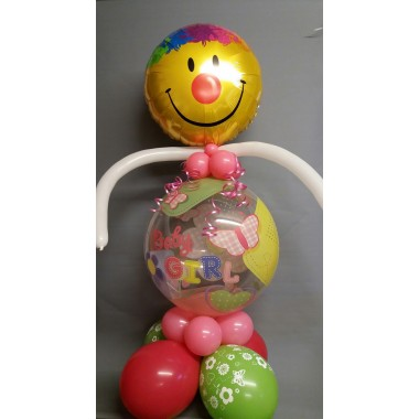 Balloon Man with Bubble  £20