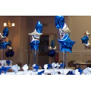 Table Centre (3 Foil Balloons)  £11 each