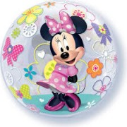 Disney Minnie Mouse Bow-Tique Bubble Balloon £8.99