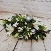 Christmas Table Arrangement - from £30