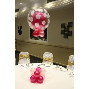 Table Centre (Deco Bubble)  £11 each