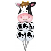 Farm Cow Bouquet £21