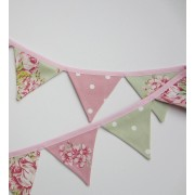 Country Garden - Floral Bunting