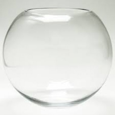 Goldfish Bowl - £4 each to hire