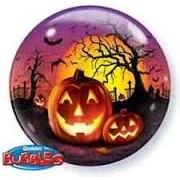 Halloween Bubble Balloon  £7.99