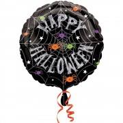 Halloween Foil Balloon  £4