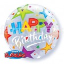 A Happy Birthday Bubble Balloon  £10