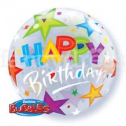 Happy Birthday Bubble Balloon  £7.99
