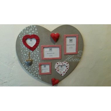 Heart Photo Frame £31.50