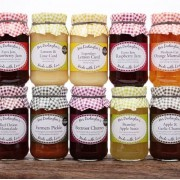 Mrs Darlingtons Selection of Preserves from £9.50