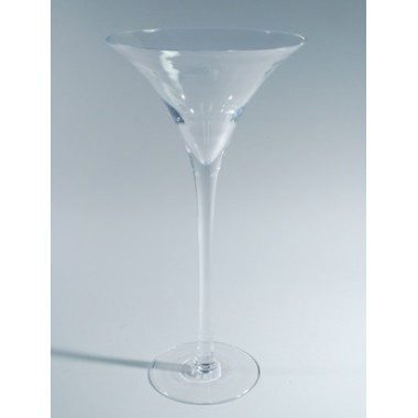 Martini Vase - £4 each to hire