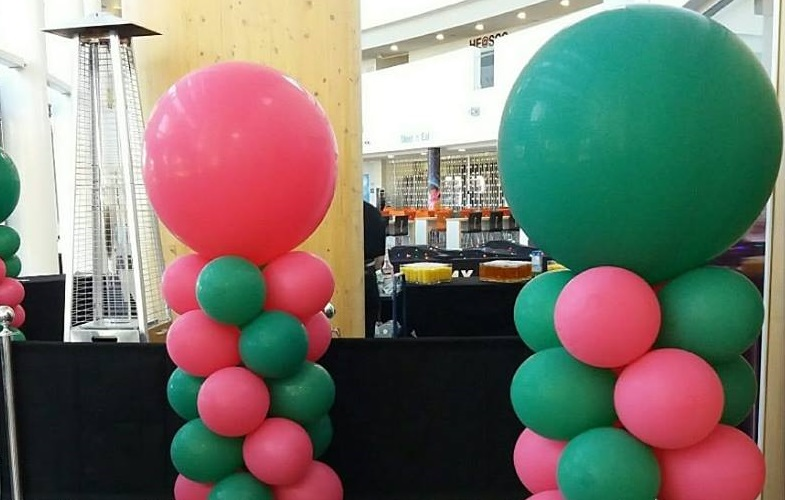 balloon-pillars-latex-3ft-corporate-party-event-crewe-cheshire