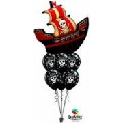 Pirate Ship with 6 Latex £22