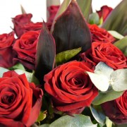 Valentines Red Romance - Giftwrap £55