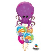 Sea Bouquet Octopus £23