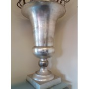 Contemporary - Silver Urn