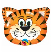 Tickled Tiger Foil Balloon £9.99